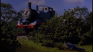 Thomas and the Magic Railroad sound effects: Thomas looks for Mr C.