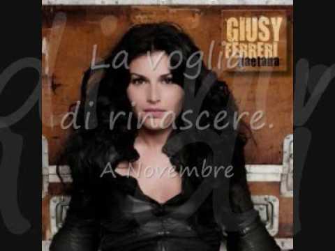 novembre-giusy-ferreri-with-lyrics-con-testo-zacfan4mylife