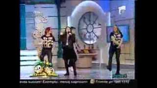 """Premieră! Nicole Cherry - """"Phenomeno"""" - Neatza cu Razvan si Dani"""