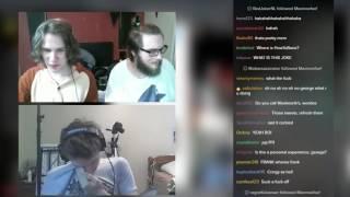 Joji aka Filthy Frank tells a gay joke (Maxmoefoe livestream 28/5/16)