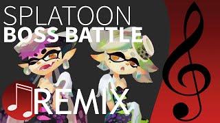 Splatoon Final Boss REMIX | by MandoPony (Feat. Callie + Marie)