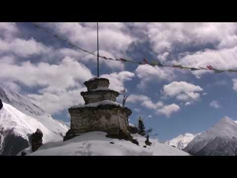 Annapurna Circuit – Dag 07 – Lower Pisang – Manang