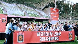 W-League side reacts to Grand Final triumph