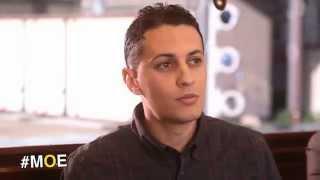 """VIDEO Ghilas Aïnouche : """"Je n'ai pas pu publier mon livre en Algérie"""""""