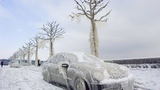 Oymyakon - The Coldest Village On Earth width=