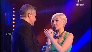 """Mădălina Lefter feat. Dan Bittman - Holograf - """"Ochii tăi"""" - X Factor Romania, sezonul trei"""