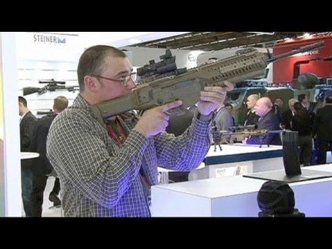 BM küresel silah ticaretini kontrol etmek istiyor