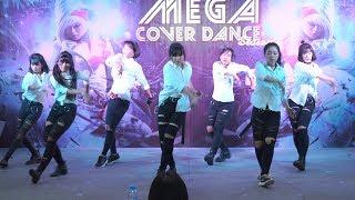 170827 [4K] Ex Girls cover MONSTA X - Stuck @ Mega Cover Dance Season 2 (Audition)