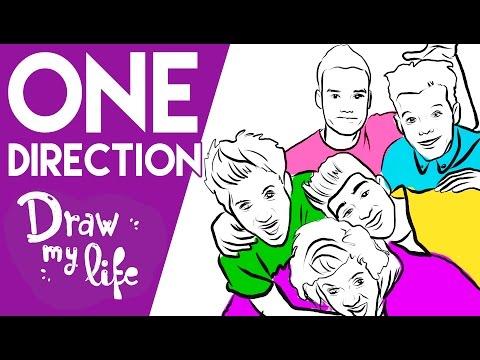 A W En Espanol de One Direction Letra y Video