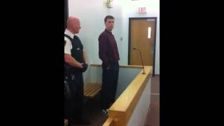 Alleged Arsonist in Court