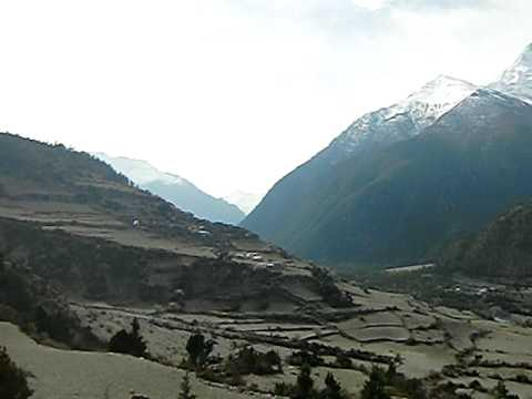 Nepal Annapurna uitzicht