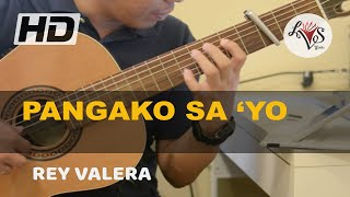 Pangako Sa 'Yo - Rey Valera (solo guitar cover)