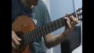 DUYDUM Kİ UNUTMUŞSUN (Fingerstyle - Klasik Gitar)
