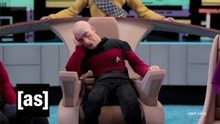 Star Trek: The Sext Generation | Robot Chicken | Adult Swim