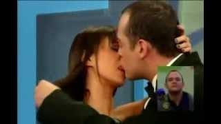 O Beijo Fodastico do momento - Eduardo Sterblitch Beija Carol Dias- Pânico na Band 29/09/2013