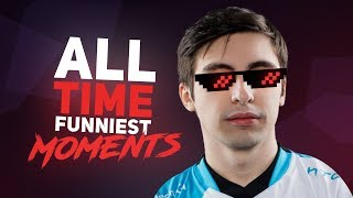 Shroud ALL-TIME Funniest Random PUBG Moments