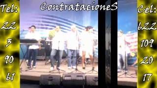 Los Jefes De La Cumbia - La Peliroja Videoclip(oficial)