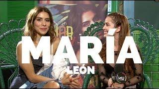 María León y su Amor Ilegal además de estar apasionada por Selena Quintanilla