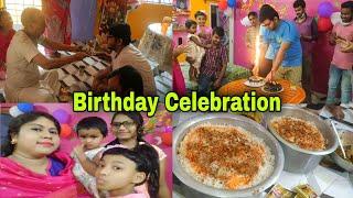 ভাইয়ের জন্মদিনে জমিয়ে খাওয়া-দাওয়া আর অনেক মজা||Bengali vlog