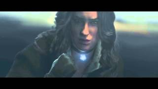 The Witcher 3: Wild Hunt - Rise (Skillet) Music Video