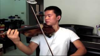 Kygo ft. Ellie Goulding - First Time (Violin Cover)