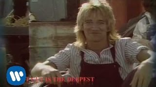 "ROD STEWART ""Some Guys Have All The Luck"" (Tv spot)"