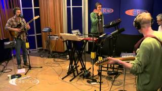 "Alt-J performing ""Breezeblocks"" on KCRW"