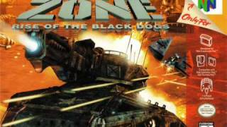 Battlezone Rise of the Black Dogs Music - Menu