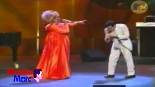 Marc Anthony & Celia Cruz - Quimbara [Divas Live 2001]