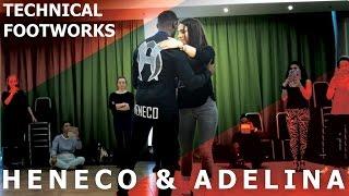 Angosoundz - Miqmore / Heneco & Adelina Urban Kiz Dance @ Brussels Kizomba Congress 2017