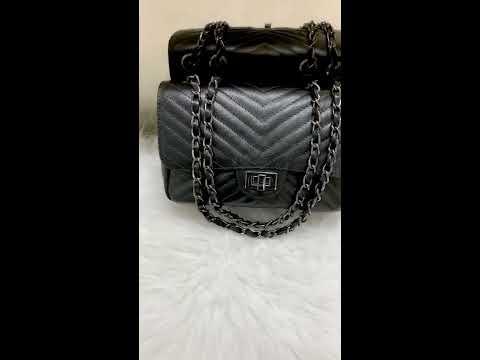 Qual a bolsa que combina com tudo?