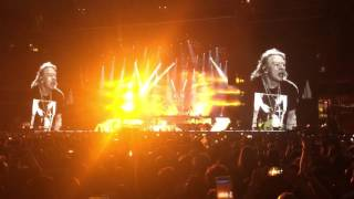 LIVE AND LET DIE - GUNS N' ROSES - BILBAO 2017 - HD
