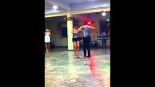 Samuel Paula e Carla Leilane - Baile Vem Dançar - Bachata