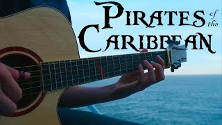 Pirates of the Caribbean Theme - Fingerstyle Guitar Cover