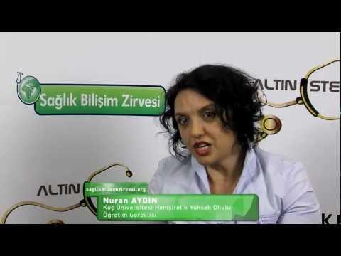Nuran Aydın, Dijital Hastane hakkında konuşuyor!