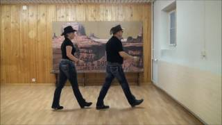 Gypsy Queen - Line Dance