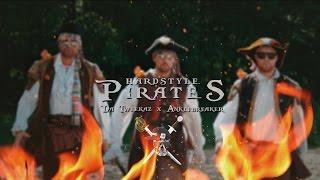 Da Tweekaz & Anklebreaker - Hardstyle Pirates (Official Videoclip)