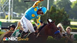 All three legs of American Pharoah's 2015 Triple Crown win | NBC Sports