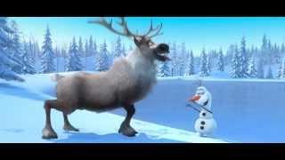 La Reine des Neiges - Teaser du Disney de Noël 2013