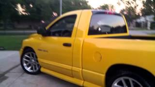 2004 dodge ram rumble bee cammed