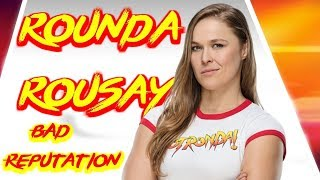 WWE Ronda Rousey Theme Song - Bad Reputation