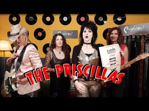 THE PRISCILLAS from London