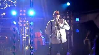 Fat Freddy's Drop in Cape Town - #2 of 4 - Chopper Reedz sax solo