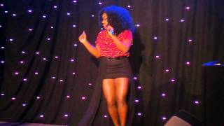 Misha B Home Run LIVE at Manchester Evening News Diary Party