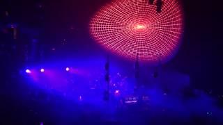 Radiohead - Glass Eyes 2017-04-09 Live @ Moda Center, Portland, OR