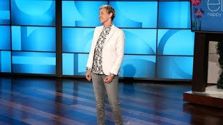 Ellen Can't Imagine Being Pregnant