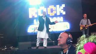 Lets Rock London 15 July 2017 Roland Gift (fine young cannibals) Good Thing