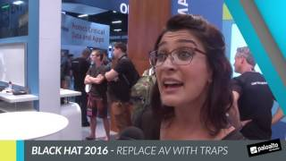 Black Hat 2016 - Replace Antivirus with Traps