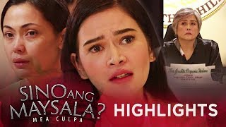 Juris pulls off some crocodile tears in front of the judge | Sino Ang Maysala (With Eng Subs)