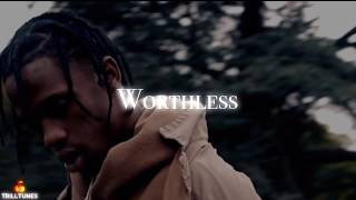 Travis Scott - Worthless Ft. Post Malone (NEW 2018)